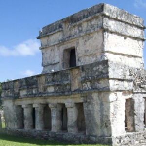 Tulum Mayan Archeological Site