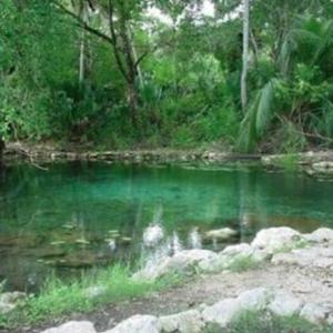 Ojo de Agua, Tenabo, Campeche via TravelTheYucatan.com
