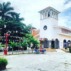 Iglesia de San José, Puerto Morelos