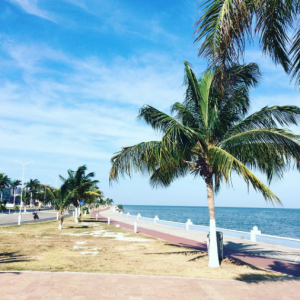 Campeche's Malecón