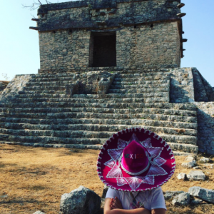 Dzibichaltun Mayan Ruins